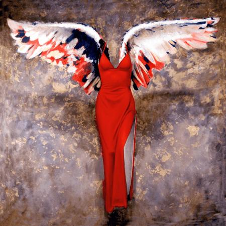 Artshop, Jeroen Buitenman Grafiek, Wings