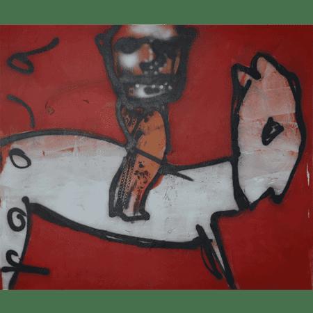 Prinses op het witte paard van Herman brood