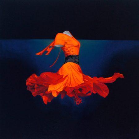 Dancing Hibiscus van Jeroen Buitenman