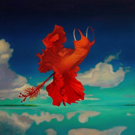 Jeroen Buitenman Red Hibiscus
