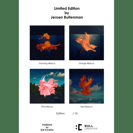 Hibiscus Set van Jeroen Buitenman